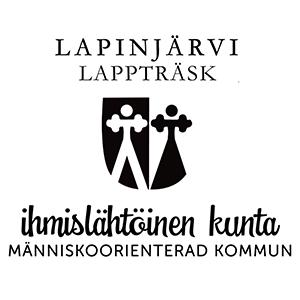 Automies-lapinjarvi-vaakuna-slogan